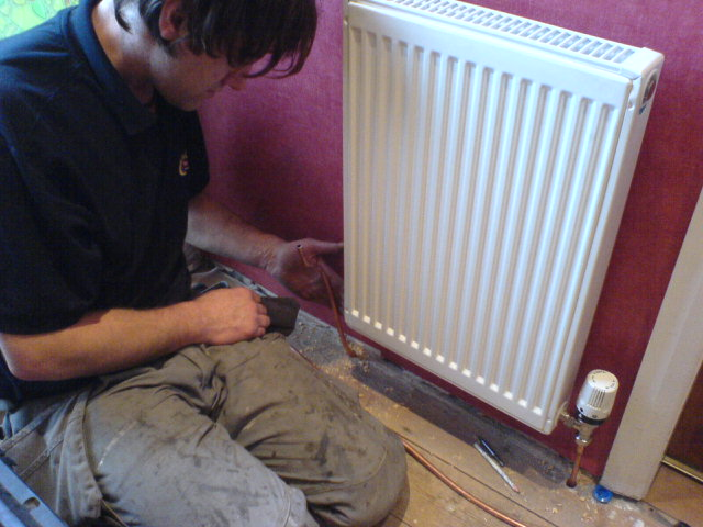 Nigel Lazenby Central Heating & Plumbing